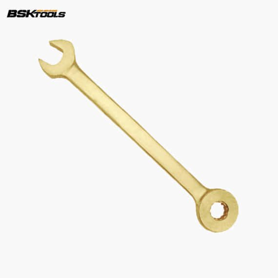 Non-Sparking Reinforced Combination Spanner