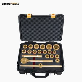 Non-Sparking Socket Wrench Set
