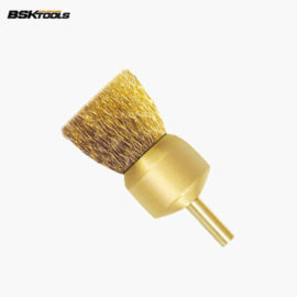 Non-Sparking End Brush