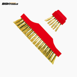 Non-Sparking Round Wire Broom